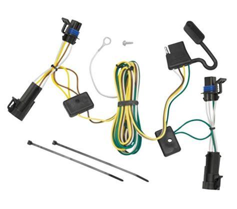 Chevy Malibu Trailer Hitch Wiring Kit Harness