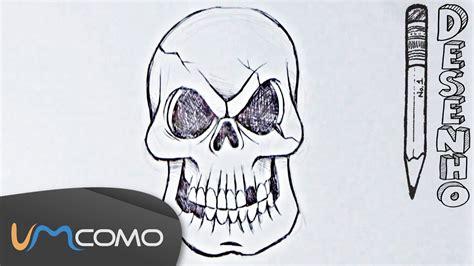 Desenhar uma caveira para o Halloween YouTube