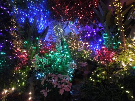 2012 holiday lights display at manito s gaiser