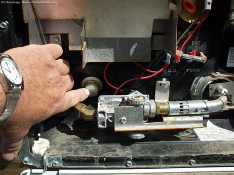 Patio Heater Thermocouple Bypass by Rv Water Heater Repair Times Guide To Rving