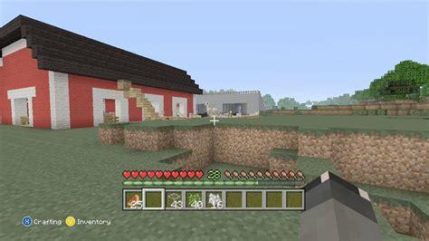 minecraft animal barn youtube