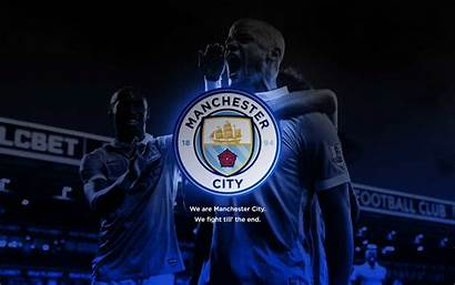 Manchester Wallpapers Badge Background Backgrounds Kompany United