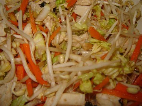 cuisiner chinois salade asiatique de cyril lignac un peu de rêve dans ma