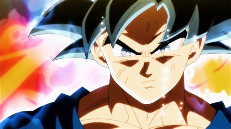 gokus  form  insane dragon ball super episode