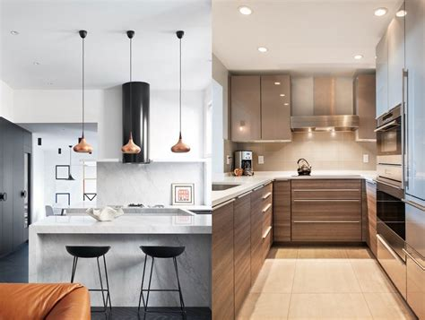17 Contemporary U-shaped Kitchen Design Ideas