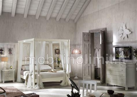 Camere Da Letto Con Baldacchino by Matrimoniale Con Letto A Baldacchino Shabby Chic