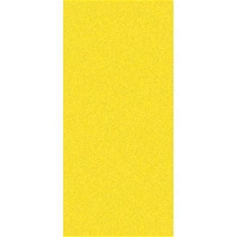 nappe jetable effet tissu nappe effet tissu jaune 125x180cm