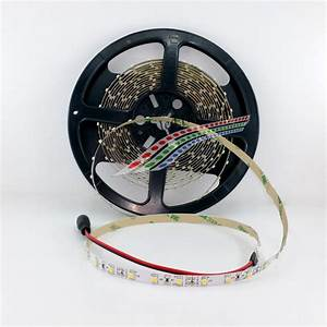 Ruban Led Blanc Chaud 220v : ruban led 3528 blanc chaud 12v 2 5m ruban led flexible ~ Edinachiropracticcenter.com Idées de Décoration