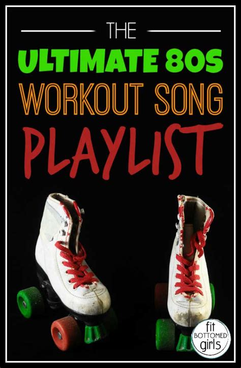 80s workout playlist ultimate songs song music exercise rock fitness party