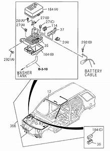 Fuse Box  Engine
