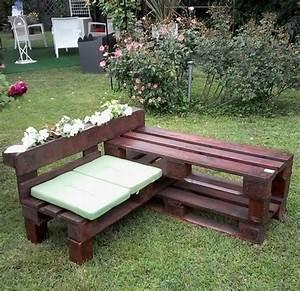 Gartenmöbel Aus Paletten : 77 ideen f r gartenm bel aus paletten freshouse ~ Whattoseeinmadrid.com Haus und Dekorationen