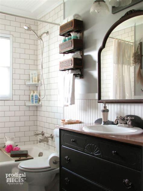 farm style bathroom farmhouse bathroom remodel reveal prodigal pieces