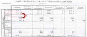 Calcul Impot Simulation : la taxe fonci ~ Medecine-chirurgie-esthetiques.com Avis de Voitures