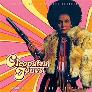 Shipping Labels 2 Per Page Cleopatra Jones Soundtrack Compilation