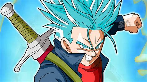 Gohan Super Saiyan 2 Wallpaper Should Future Trunks Achieve The Super Saiyan Blue Form Youtube