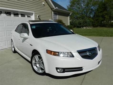 Purchase Used 2007 Acura Tl W/ Navigation System In