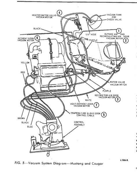 1967 Mustang Vacuum Diagram by 69 Mustang Needs Vacuum Diagram Ford Forums