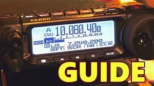Yaesu Ft 891 Quick Start Guide  U0026 Menu  U0026 Manual How To