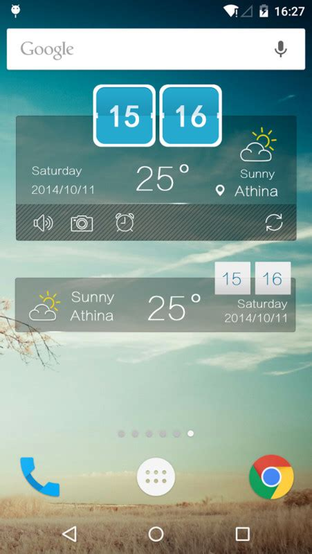 weather forecast android app apps