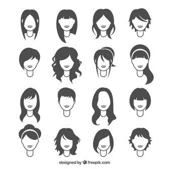 Hair Vectors, Photos and PSD files   Free Download