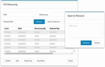 Warehouse Management Features System Skuvault Forecasting Receiving