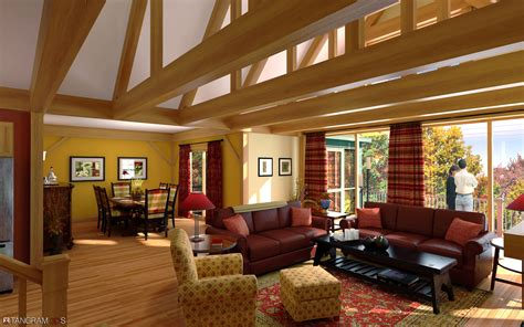 Home Interior Usa : Architectural Awesome Modern Log Cabin Kits Ideas