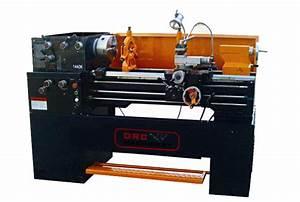 Precision Metal Lathe And Manual Lathe Machine Drch1460ka