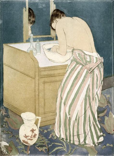 femme a sa toilette faire sa toilette proc 233 der aux soins de propret 233 du corps quot au pays du r 234 ve nul n est