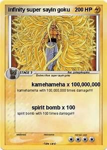 Pokémon infinity super sayin goku - kamehameha x ...