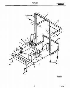 Frigidaire Fdb768gcc0 Dishwasher Parts