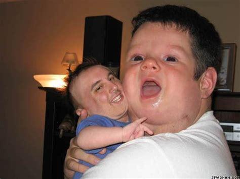 baby face swap general mayhem