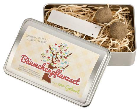 originelle geschenke zur taufe geschenkidee baum pflanzen zur geburt taufgeschenk