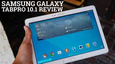 samsung galaxy tab pro 10 1 review