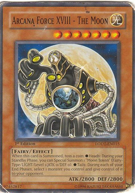 every yu gi oh cards