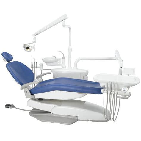 dental chair and unit