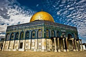 Jerusalem in Holy Places | ... Jewish and Christian holy ...