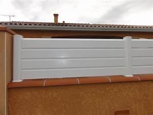 Brise Vue Pvc Blanc : claustra pvc blanc leroy merlin treillage pvc blanc leroy ~ Dailycaller-alerts.com Idées de Décoration
