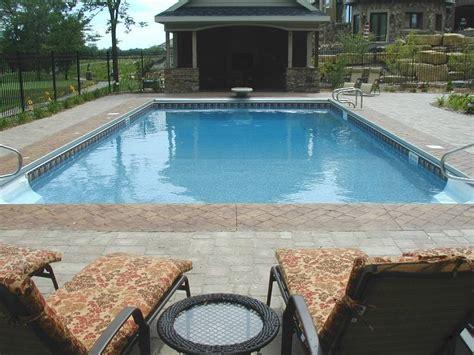 Inground Pool Cost  Hidden Water Pools Cost