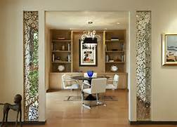 Example Design Of Divider For Living Room by Montecito Shores Remodel Dining Room Contemporary Dining Room Santa Bar