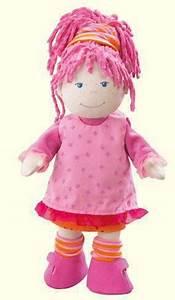 Haba Puppe Kleidung : haba puppe lilli 0957 puppen im kinderlampenland kaufen ~ Watch28wear.com Haus und Dekorationen