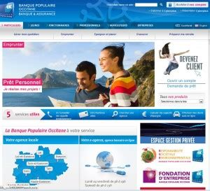 siege banque populaire occitane banque occitane