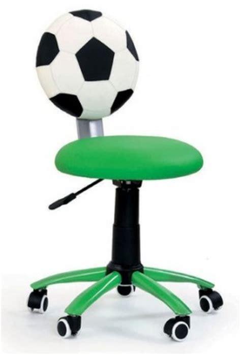 ballon chaise de bureau décoration et meuble football pour chambre d 39 enfant