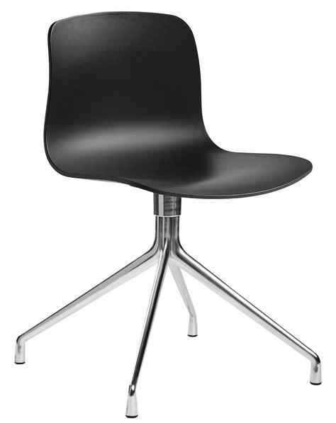 about a chair swivel chair 4 legs black shell