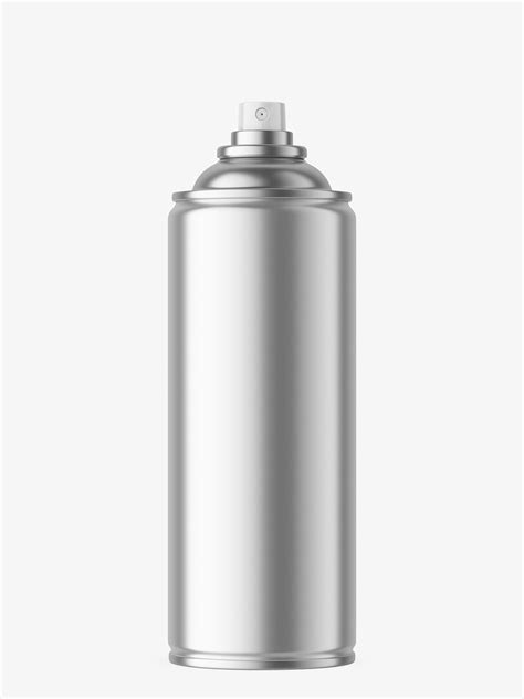 Discover 100+ cosmetic mockup designs on dribbble. Metallic aerosol can mockup - Smarty Mockups