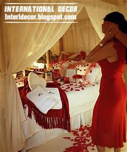 romantic bedroom decorating ideas for valentine39s day 2013 With romantic bedroom ideas for valentines day