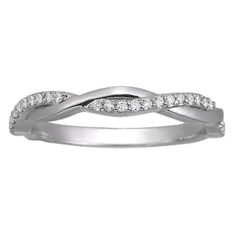 kind of infinity symbol infinity diamond wedding band 0 15