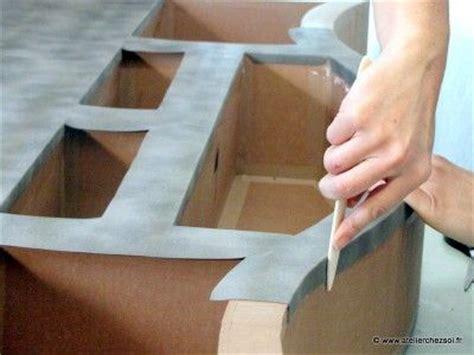 revetement mural imitation cuir rev 234 tement simili cuir poney gris fonc 233 utilis 233 pour d 233 corer un meuble en facile 224 poser