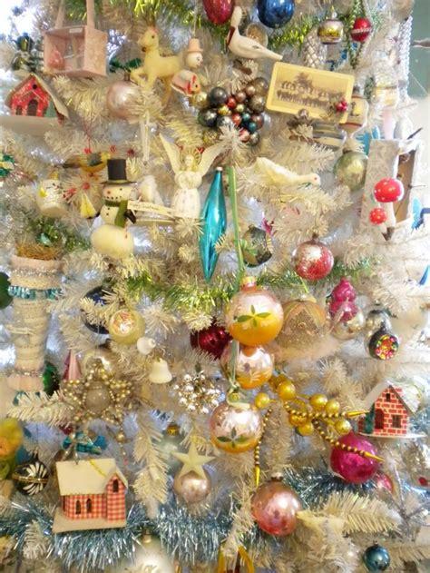 vintage christmas tree christmas pinterest