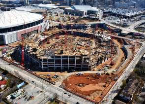 Atlanta Falcons New Stadium Update