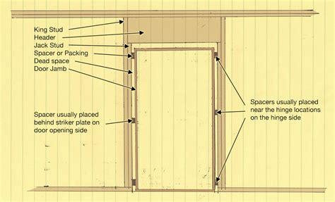 how to replace door jamb how to install a new window how tos diy autos post